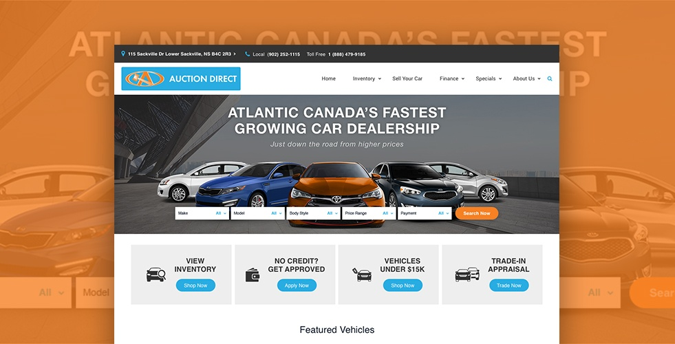 Auction Direct Sackville >> Halifax Auction Direct Used Cars Dealership Lower